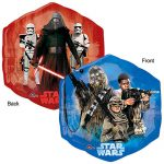 Star Wars The Force Awakens Jumbo Foil Balloon