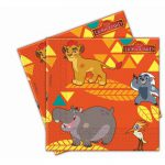 Lion Guard Napkins