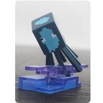 Minecraft Figure Squid