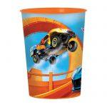 Hot Wheels Favor Cup