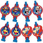 DC Super Hero Girls Blowouts 8ct