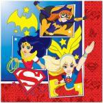 DC Super Hero Girls Lunch Napkin