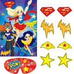 DC Super Hero Girls Party Game