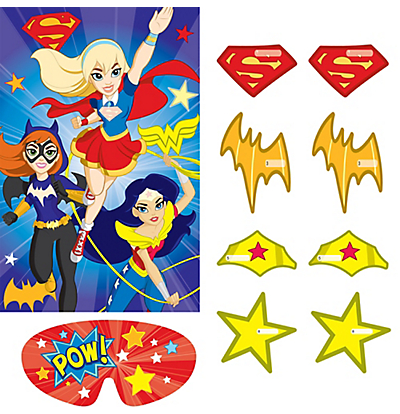 This Party Started Product Categories DC Super Hero Girls