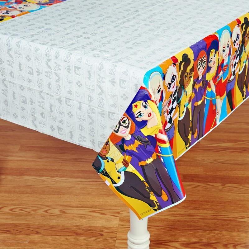 DC Super Hero Girls Table Cover-1
