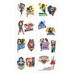 DC Super Hero Girls Tattoos