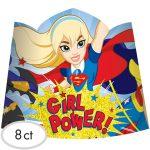 DC Super Hero Girls Tiaras 8ct