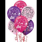 Pink PAW Patrol Balloons