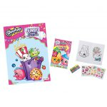 Shopkins Coloring & Activity Kit Books