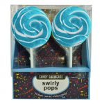Swirly Pops Blue (Box)