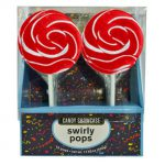 Swirly Pops Red (Box)