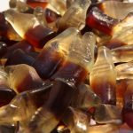 Cola Bottles Gummi Lollies 1kg