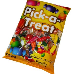 Pinata Mix Fun Lollies 750g