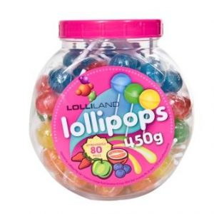 Lollipop Jar 450g Low Res
