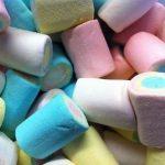 Rainbow Tube Marshmallows 1kg-1