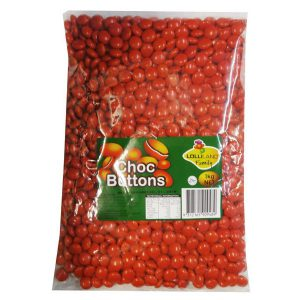 Red Choc Buttons