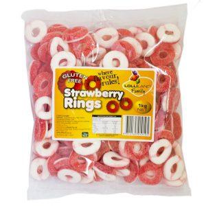 Strawberry Rings