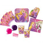 Tangled Rapunzel Basic Party Pack