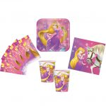 Tangled Rapunzel Mini Party Pack