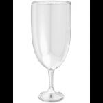 Giant CLEAR Plastic Wine Glass 56oz