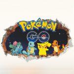 Pokemon Go Wall Scene Setter