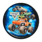 Monster Jam Crunch Dessert Plates