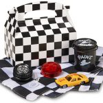 Hot Wheels Party Favor Box