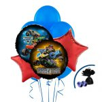 Monster Jam Balloon Bouquet-2