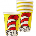 Dr. Seuss Cups