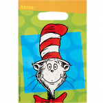 Dr. Seuss Favor Bags