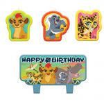 Lion Guard Candle Set