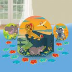 Lion Guard Table Decorating Kit