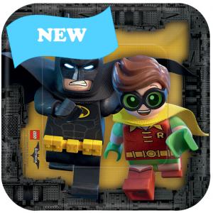 Batman Lego Party Supplies