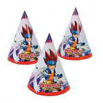 Beyblade Paper Hats