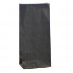 Black Paper Party Bag