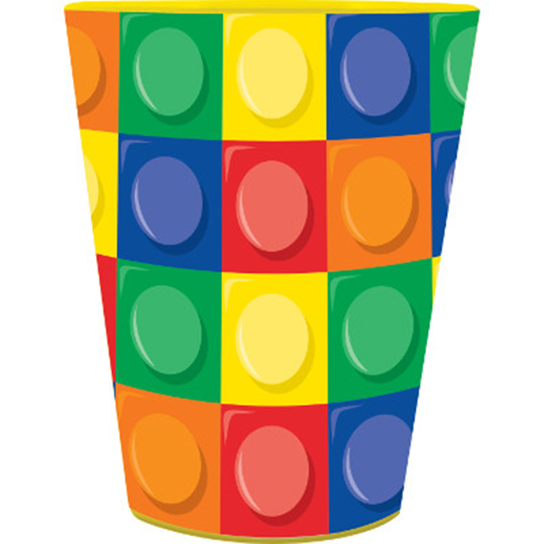 Block Party Souvenir Cup