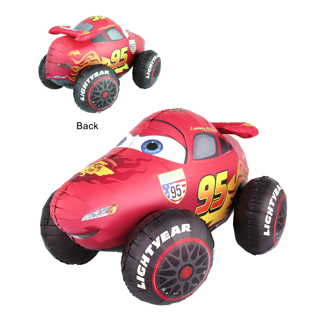 Cars 3 Airwalker Balloon
