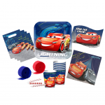 Cars 3 Basic Party Pack