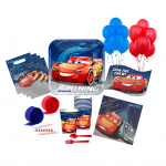 Cars 3 Deluxe Party Pack