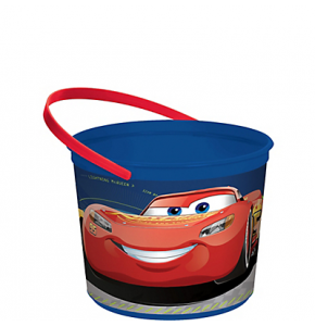 Cars 3 Favor Container