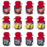 Cars 3 Mini Favor Bubbles 12ct