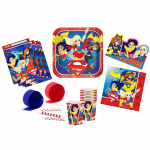DC Super Hero Girls Basic Party Pack