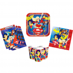 DC Super Hero Girls Mini Party Pack