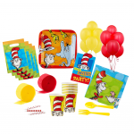 Dr. Seuss Deluxe Party Pack
