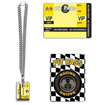 F1 Grand Prix Pit Pass