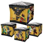 Lego Batman Cubez Shaped Foil Balloon