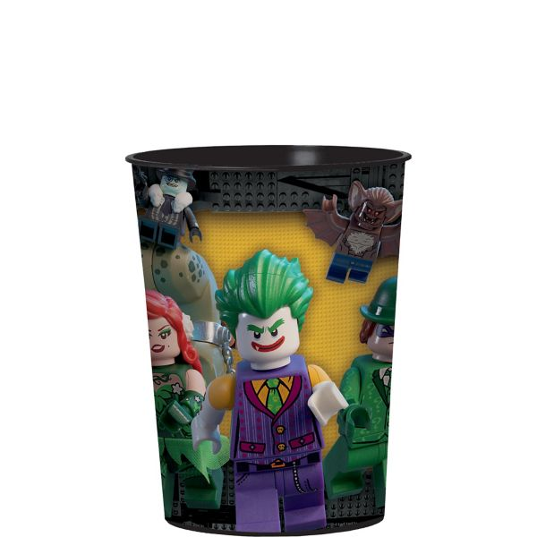 Lego Batman Movie Favor Cup
