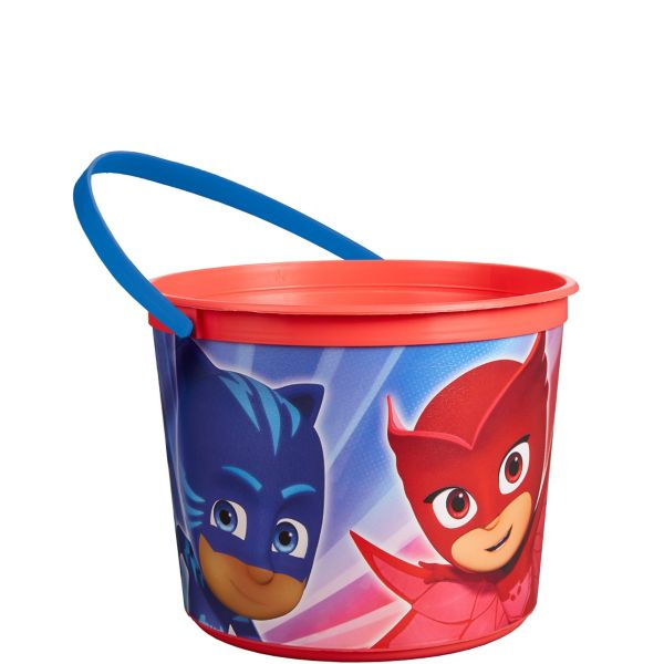 PJ Masks Plastic Favor Bucket
