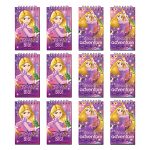 Tangled Rapunzel Notepads 12ct