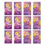 Tangled Rapunzel Notepads 12ct